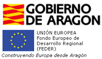 Logo Aragónlogotipo government Government funds and march FEDERA