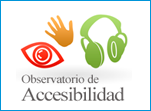 Accessibility Observatory Logo