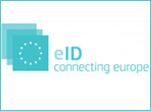 Logo eID connectign europe