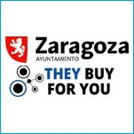 Logo Zaragoza They buy for you