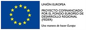 European union. Project co-financed by the european Regional development fund (ERDF)