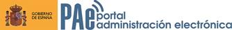 Logo impresión Portal de Administración electrónica